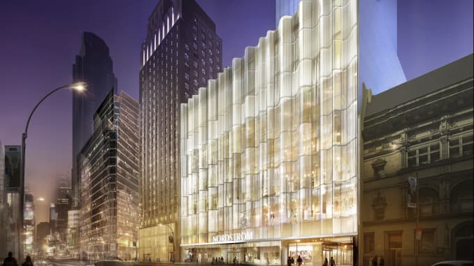 h/o: nordstrom nyc new store 2