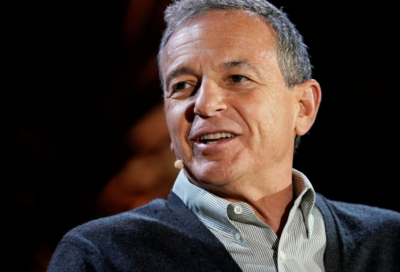 Bob Iger to step down as Disney CEO, effective immediately