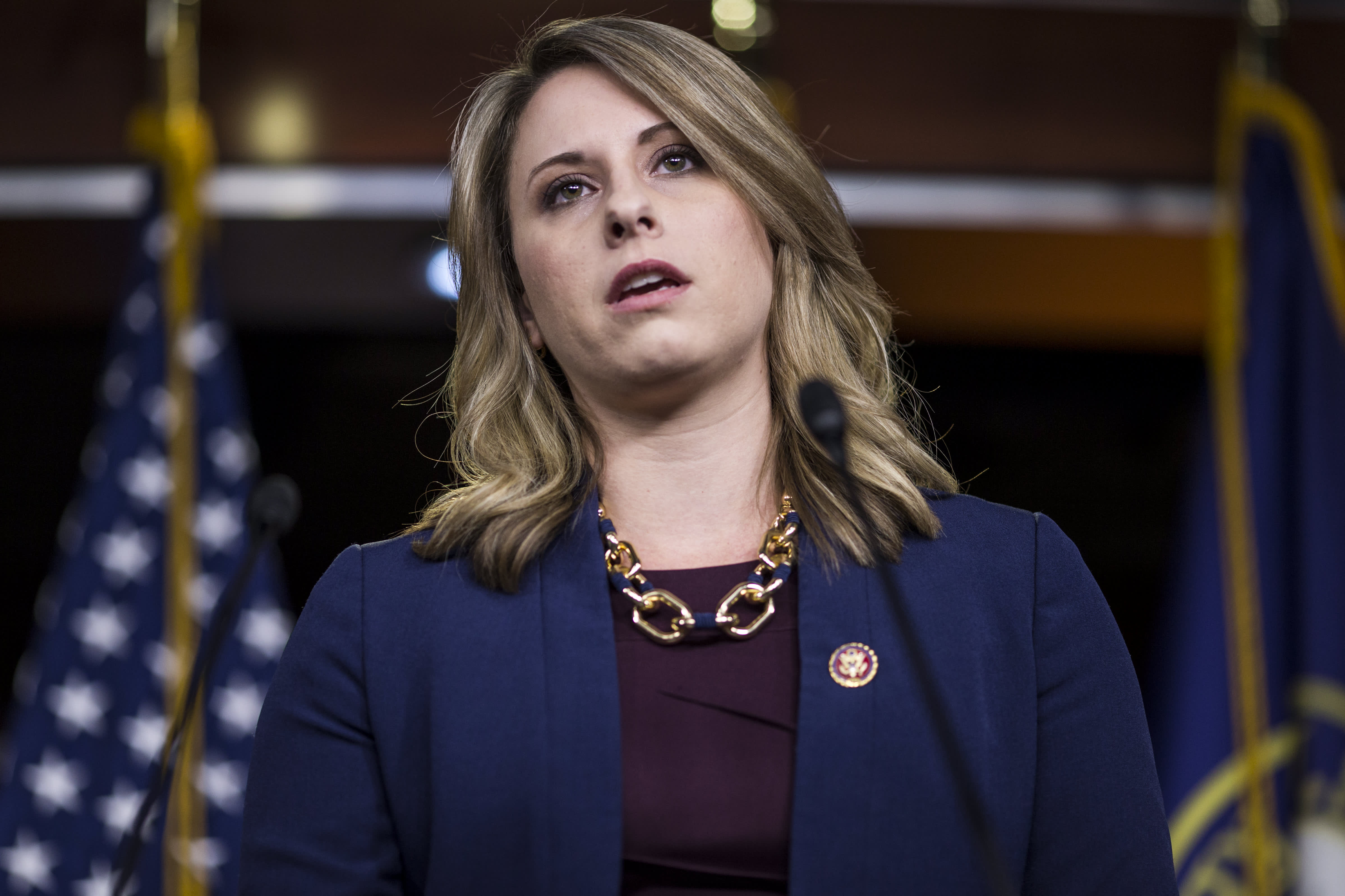 Rep. Katie Hill admits to having a relationship with a staffer after the announcement of an ethics probe