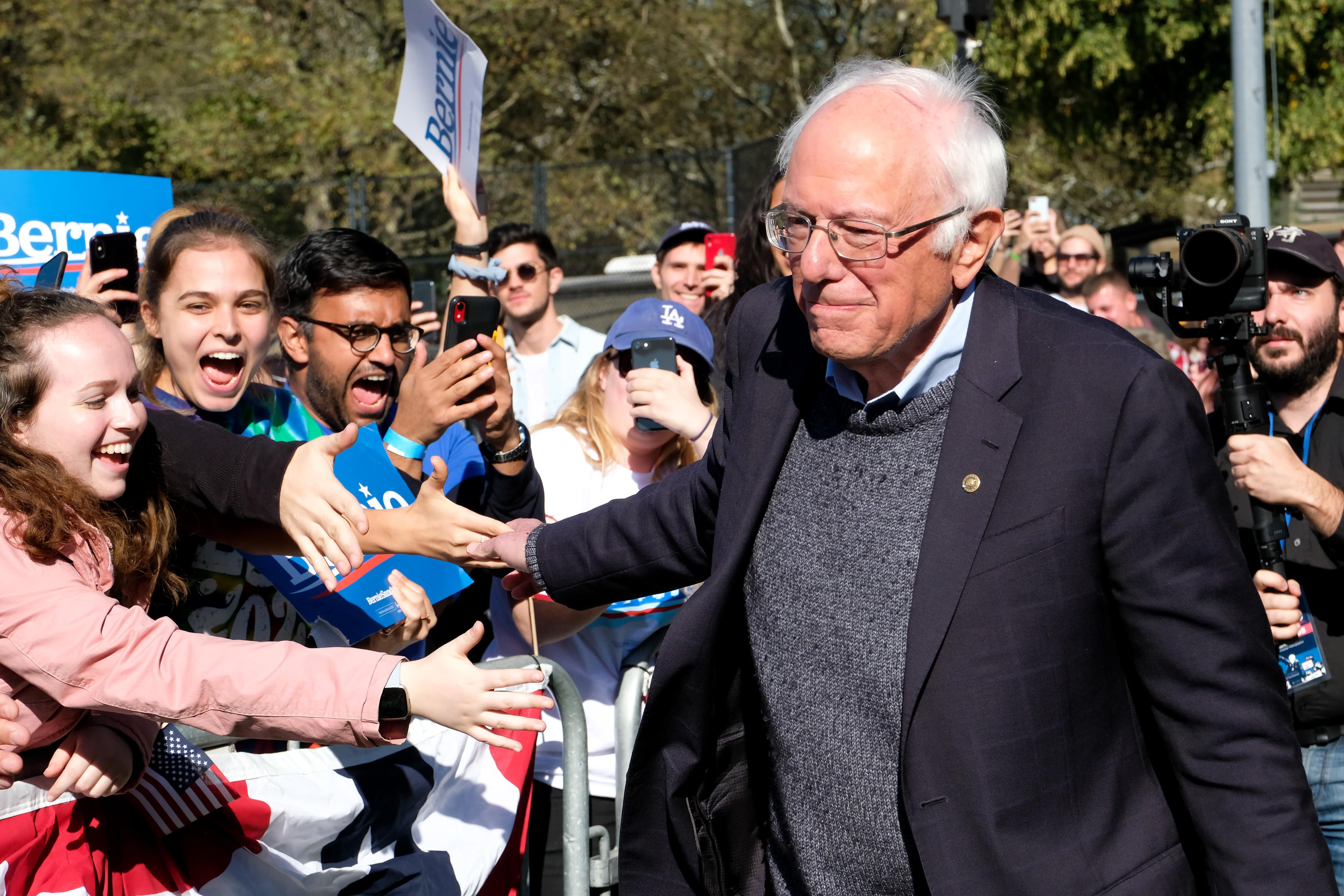 Black Minority Business Grants 2020.Bernie Sanders Unveils Legal Marijuana Plan In 2020