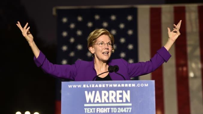 GP: Elizabeth Warren September 16, 2019