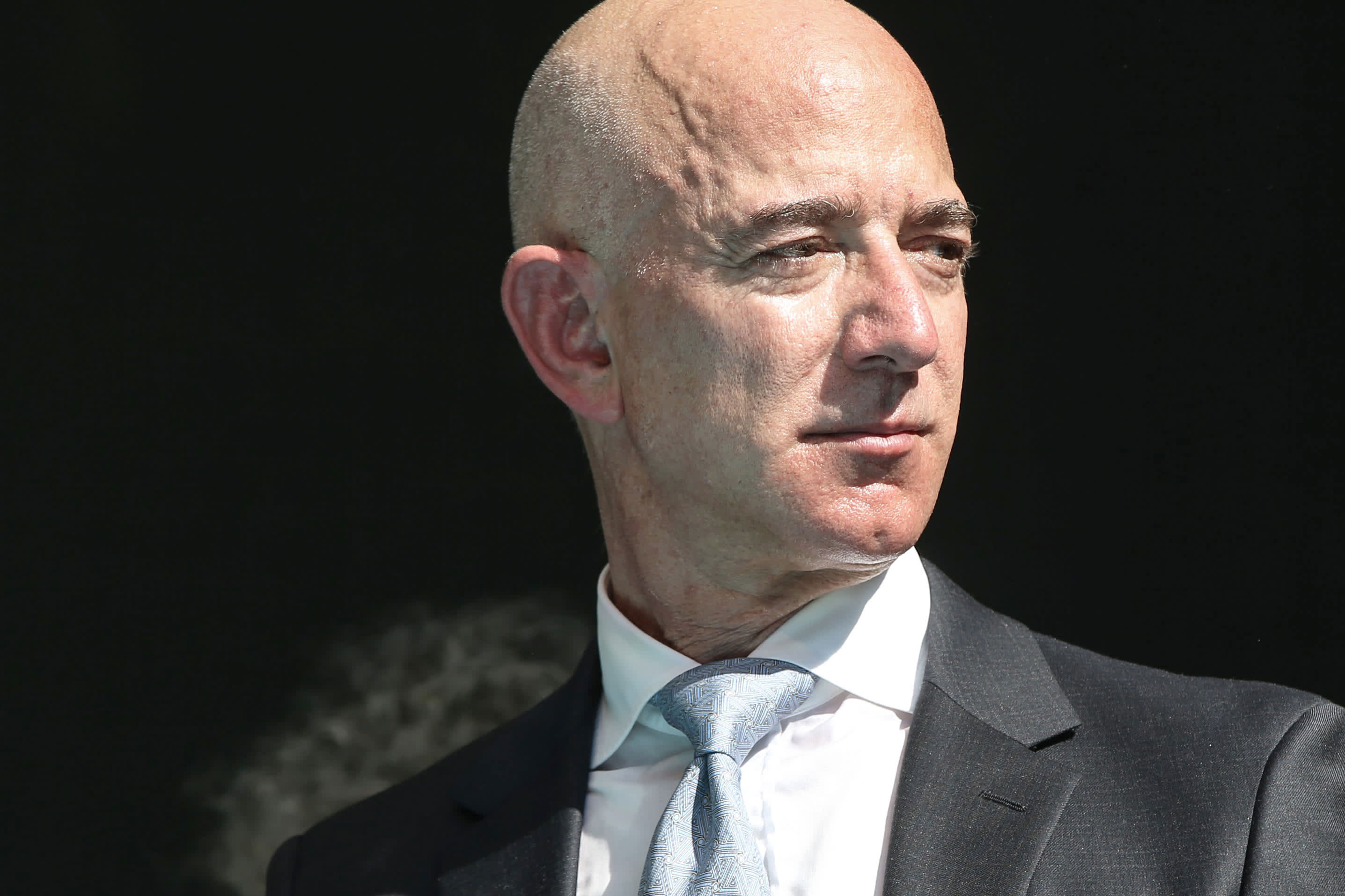 Bezos says 'the country is in trouble' if big tech turns its back on the Pentagon: 'We are the good guys'