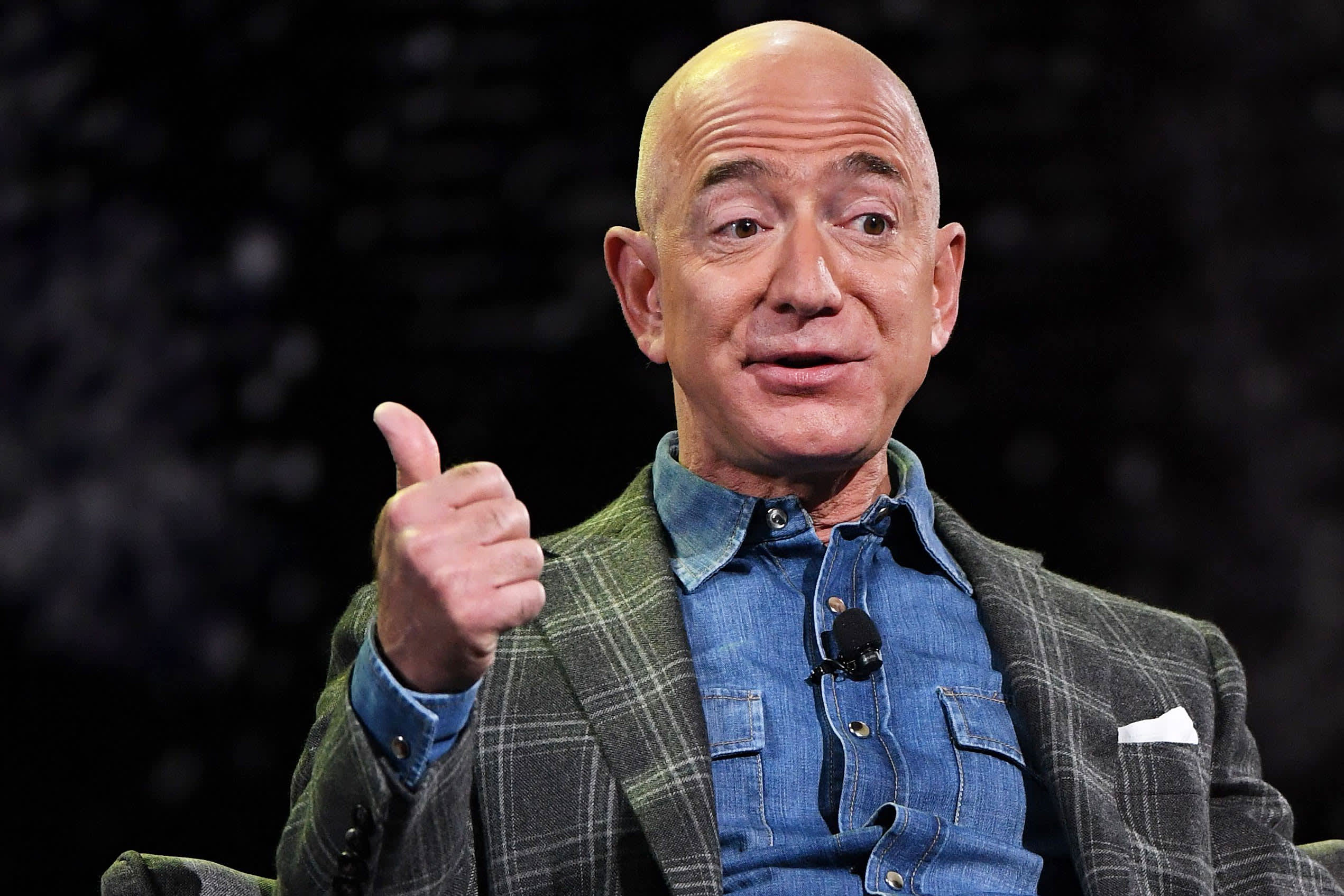 One bright spot in Amazon's ugly quarter — its advertising business is growing like crazy