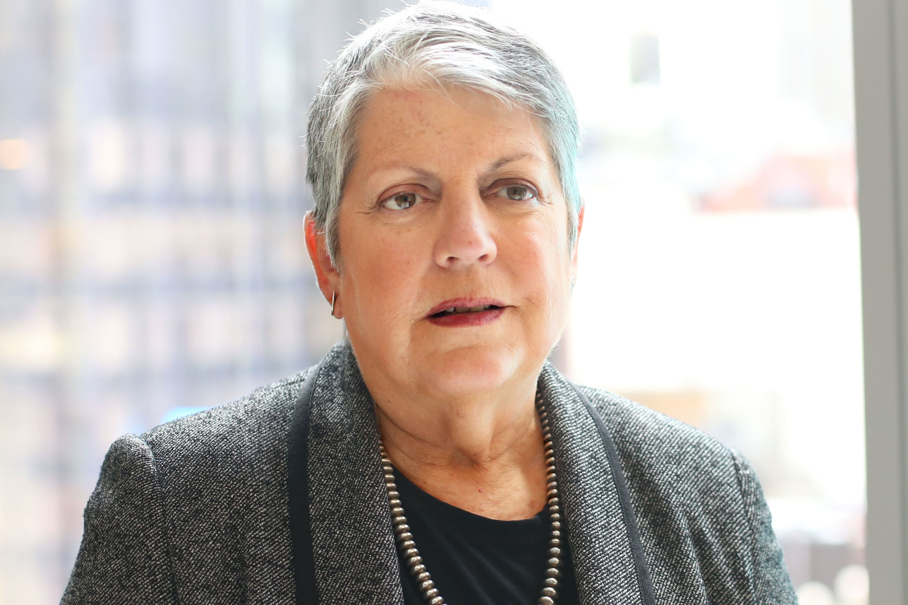 How Obama's border enforcer Janet Napolitano is fighting Trump on immigration at the Supreme Court