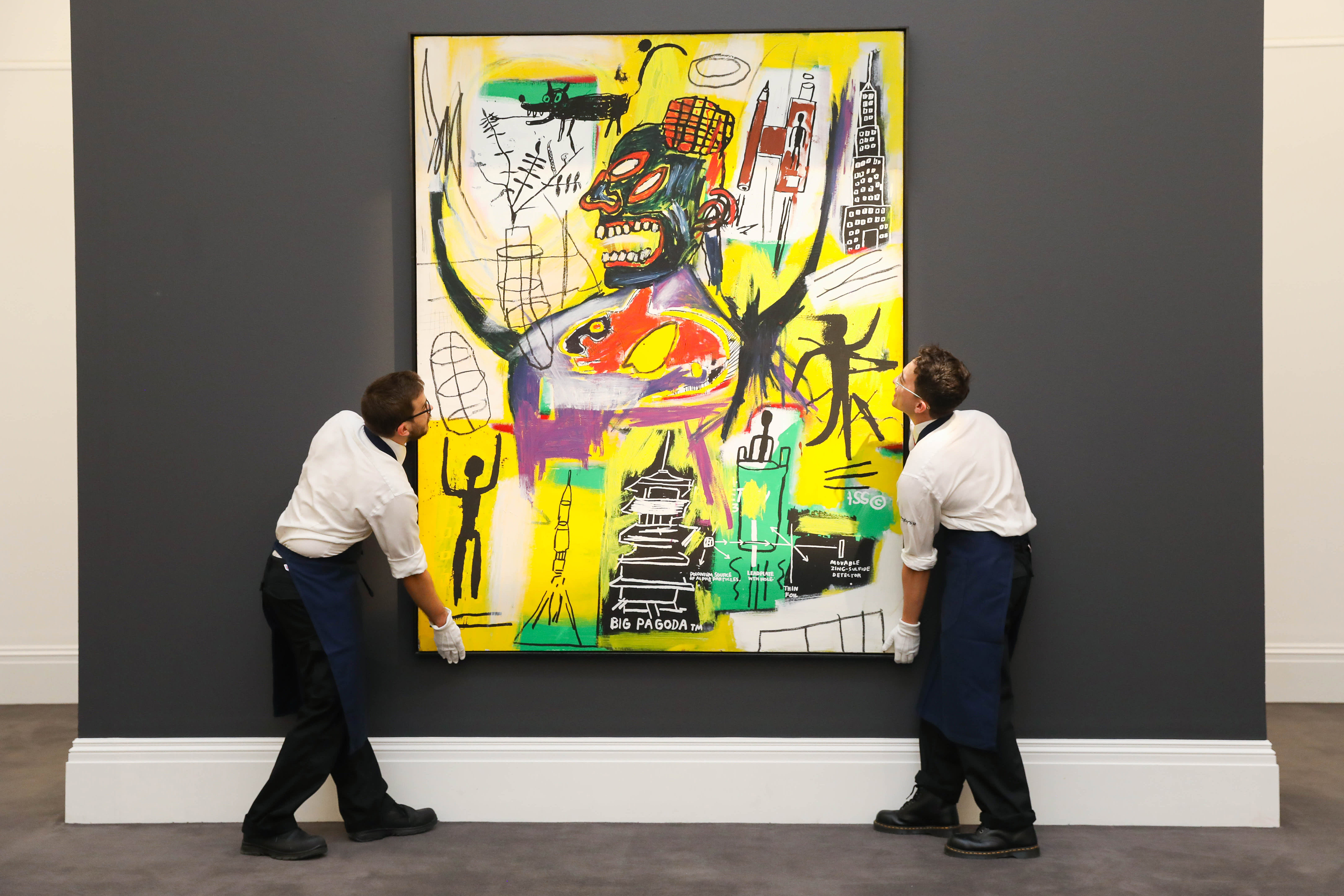 How Christie's and Sotheby's land the most expensive art deals