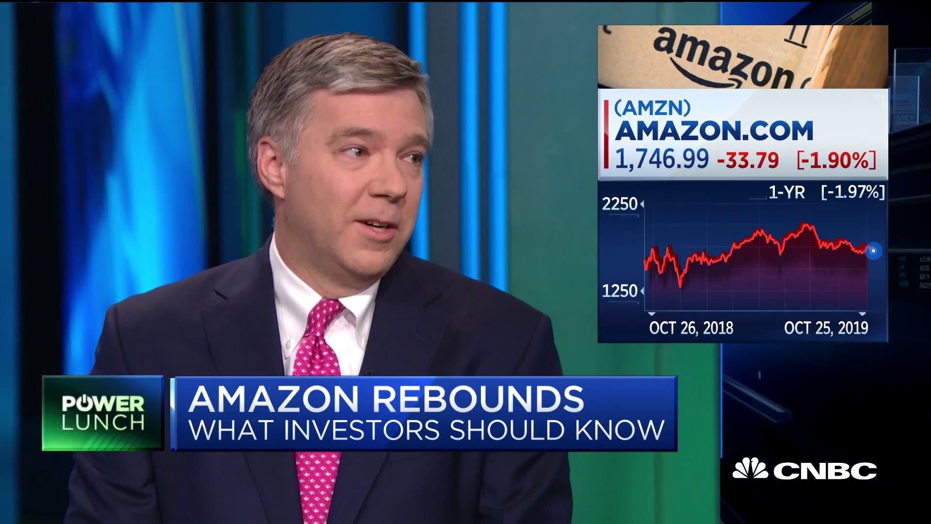 Amazon's same-day shipping push should help advertising business take off: Evercore's Greg Melich