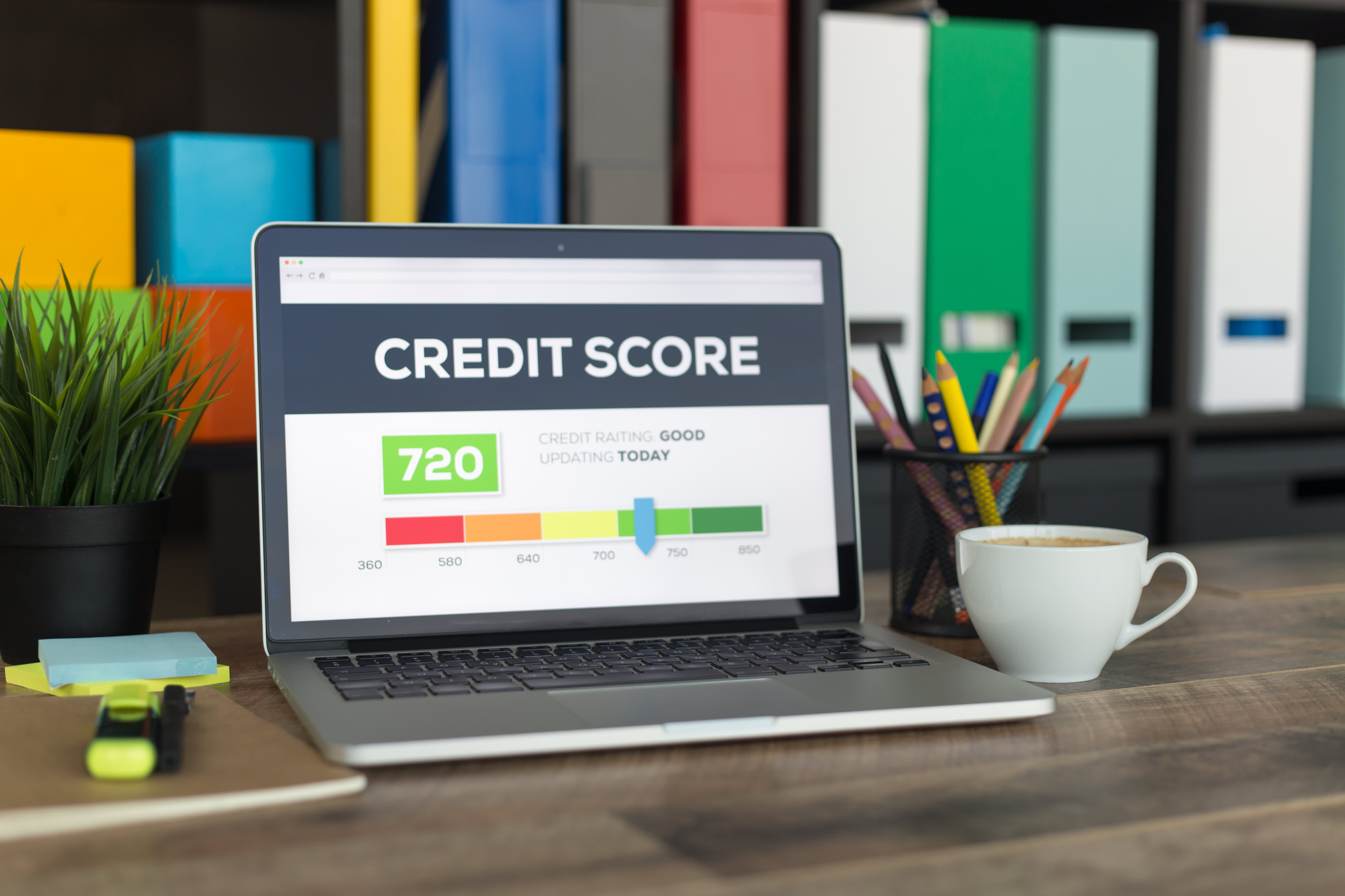 93% of millennials are aware of their credit score, according to Discover's Credit Health survey