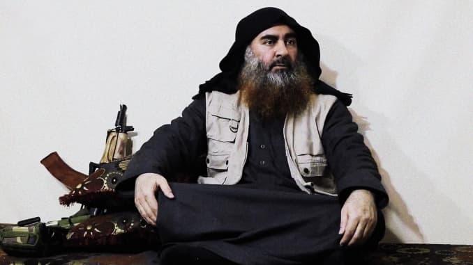 AP: Abu Bakr al-Baghdadi