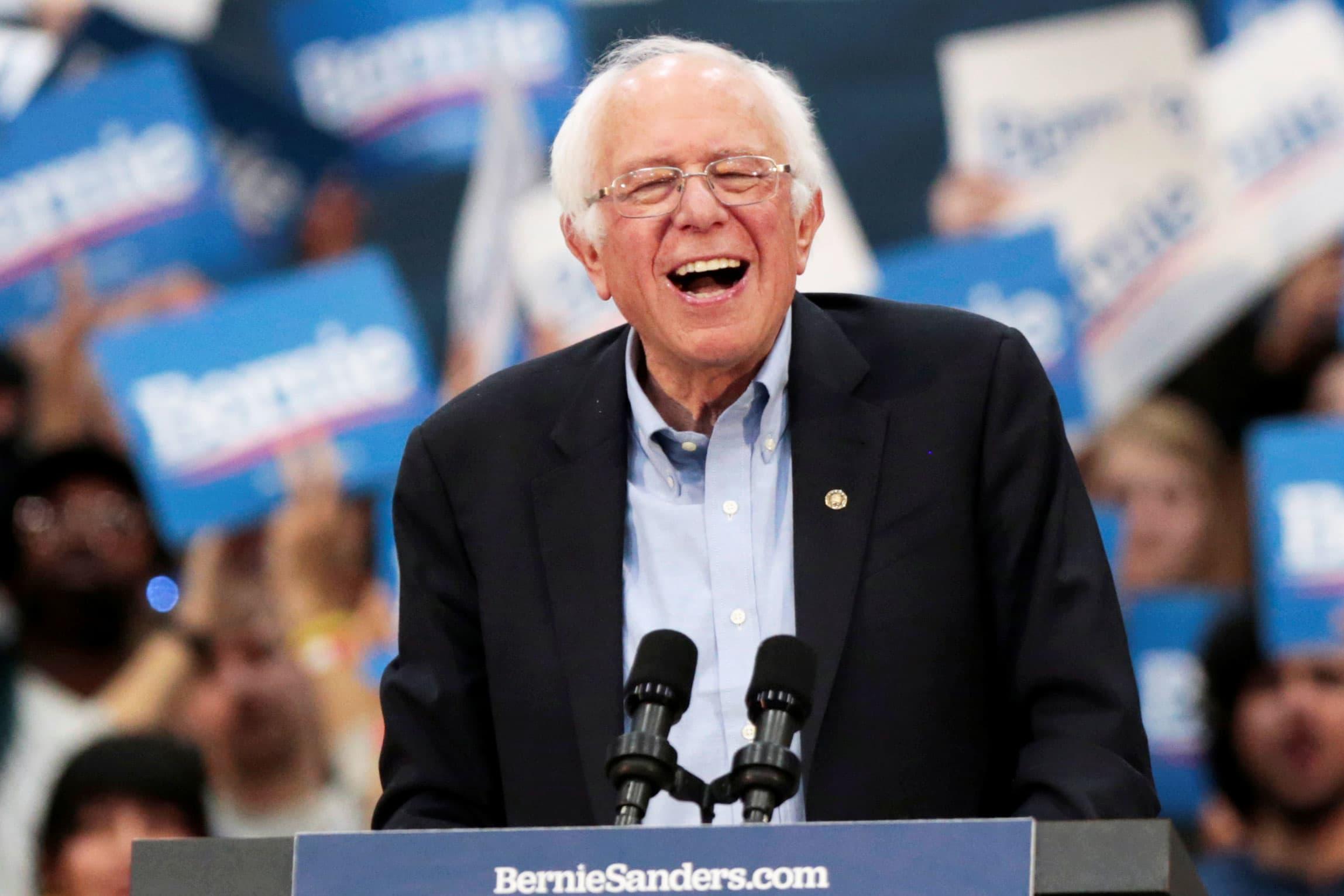 Bernie Sanders raised $34.5 million in 4Q in 2020 Democratic primary