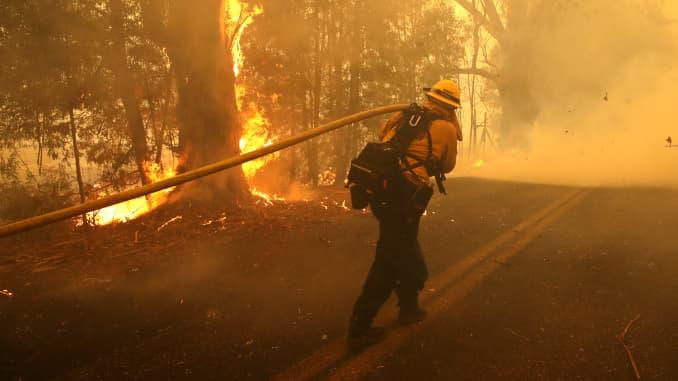 GP: Kincade Fire California 191027