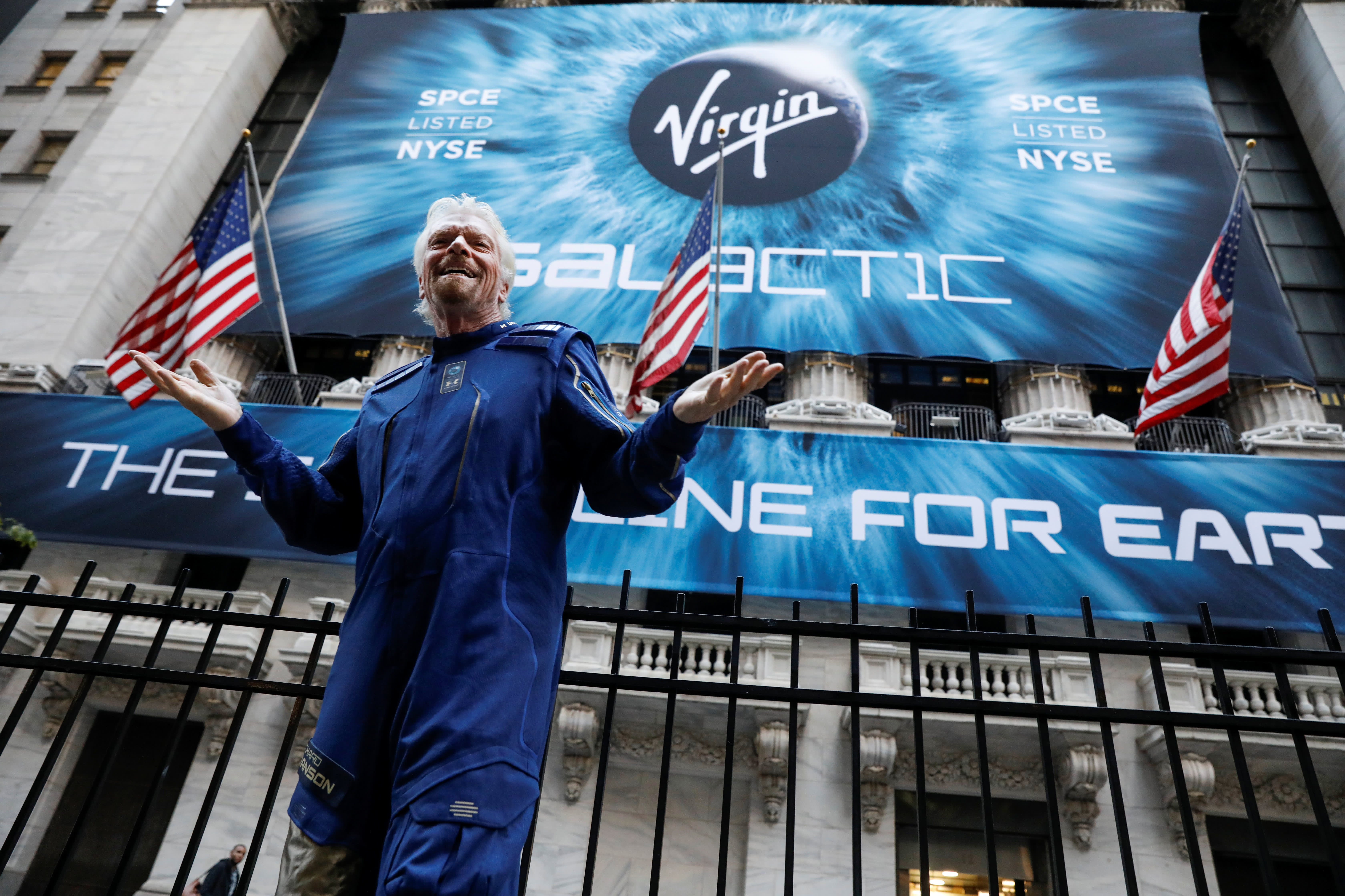 Here are the biggest analyst calls of the day: Virgin Galactic, Macy's, Chevron & more