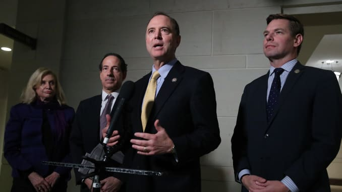 GP: Adam Schiff US Ambassador To The EU Gordon Sondland Testifies Again In House Impeachment Inquiry