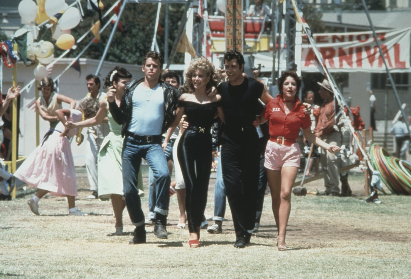 Olivia Newton John To Auction Iconic Grease Outfit