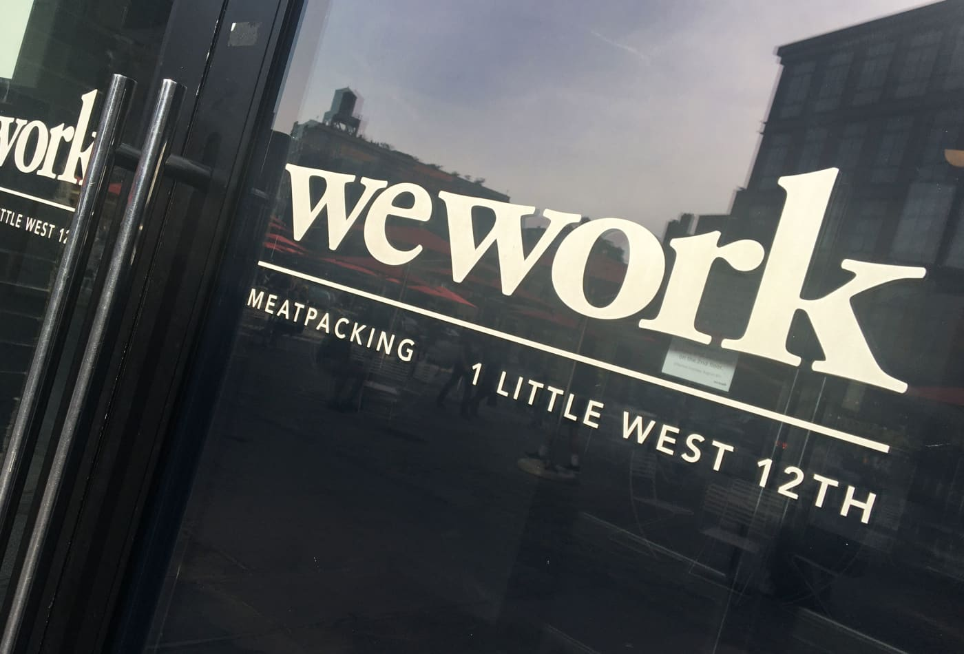 WeWork only signed four new leases in its fourth quarter