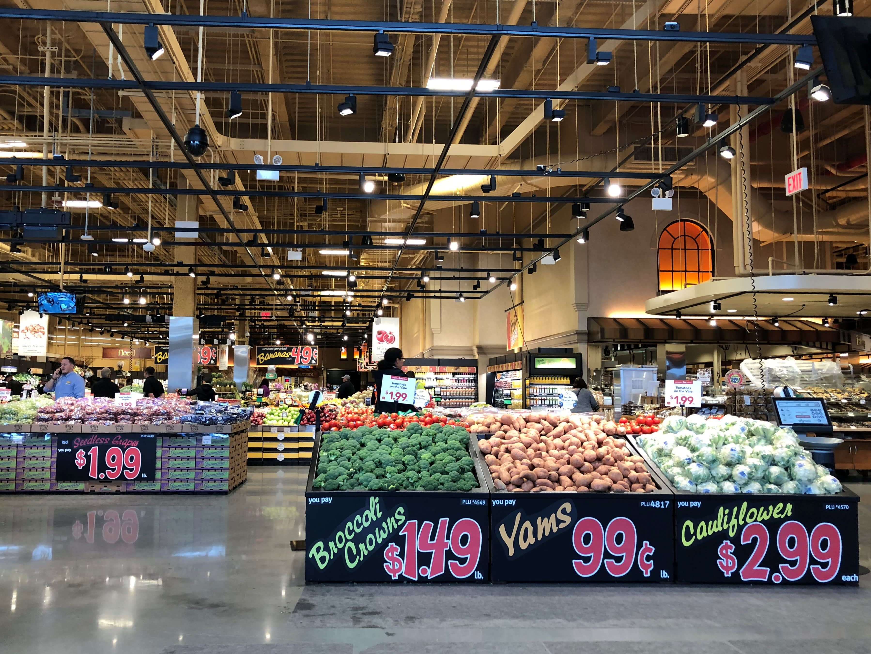 Wegmans is moving into an old Kmart location to open its first Manhattan store