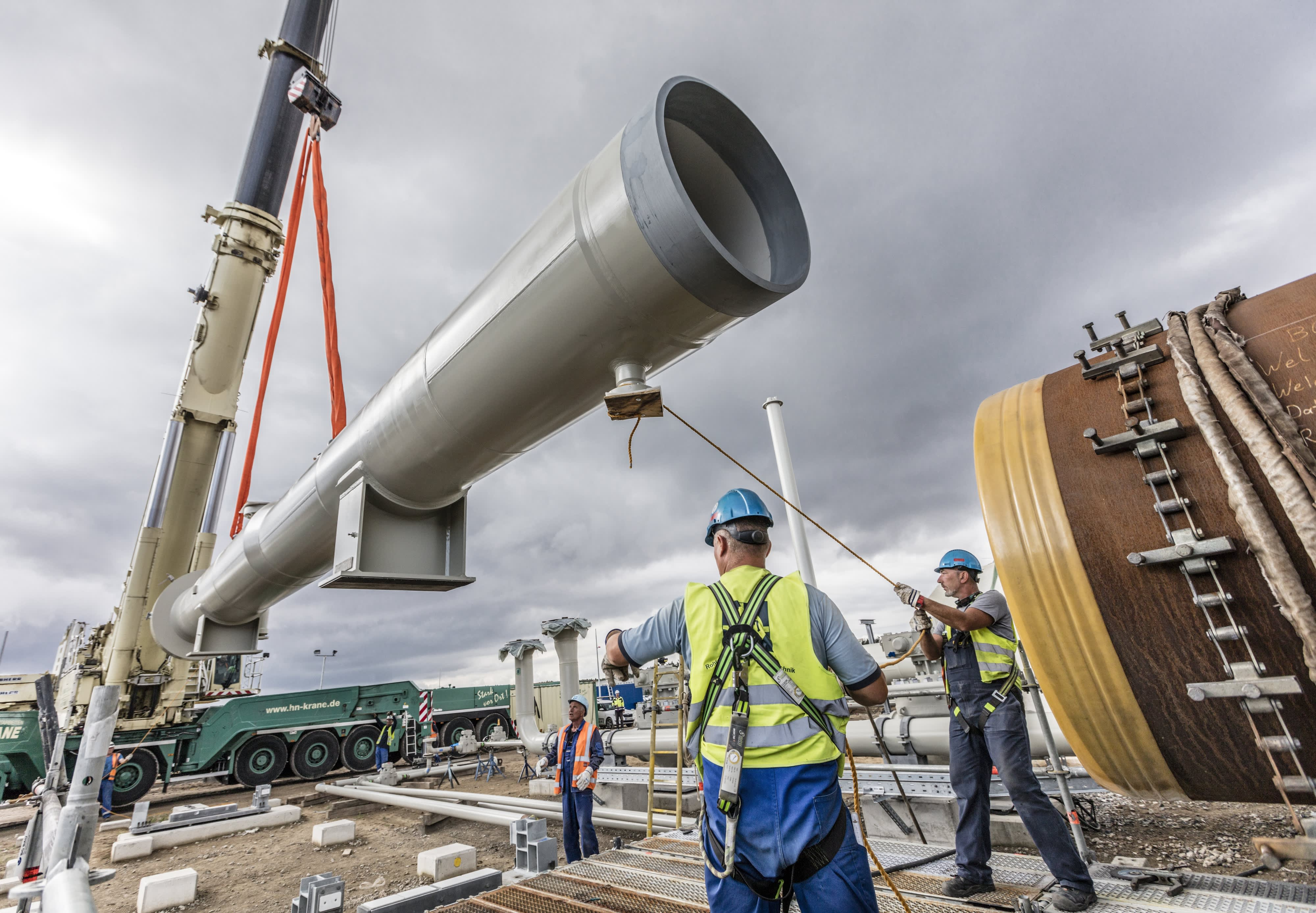 A contentious Russian-led gas pipeline in Europe will soon exist — Here's why it matters
