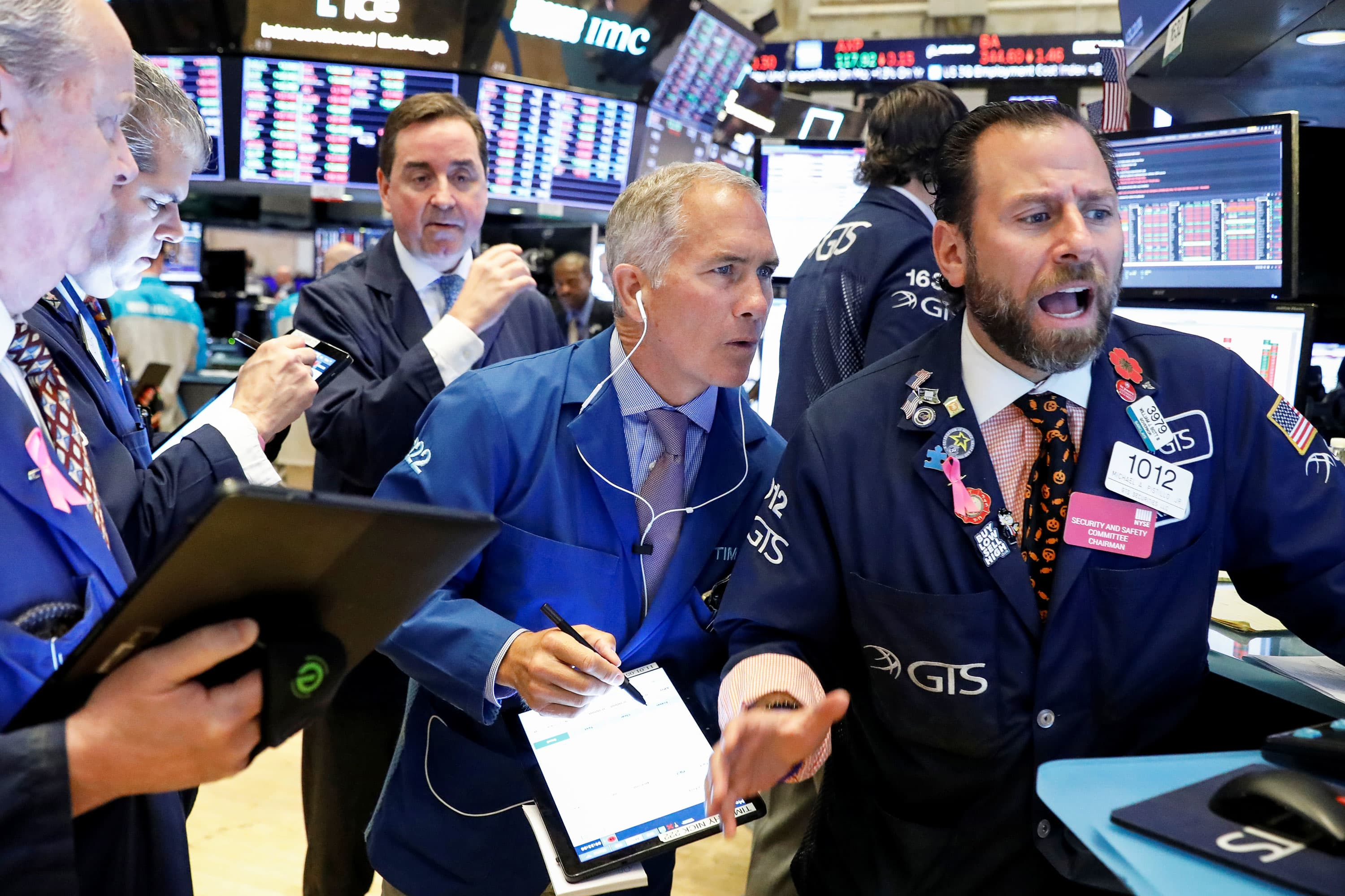 Stocks could go higher, but they may take a breather first, strategists say