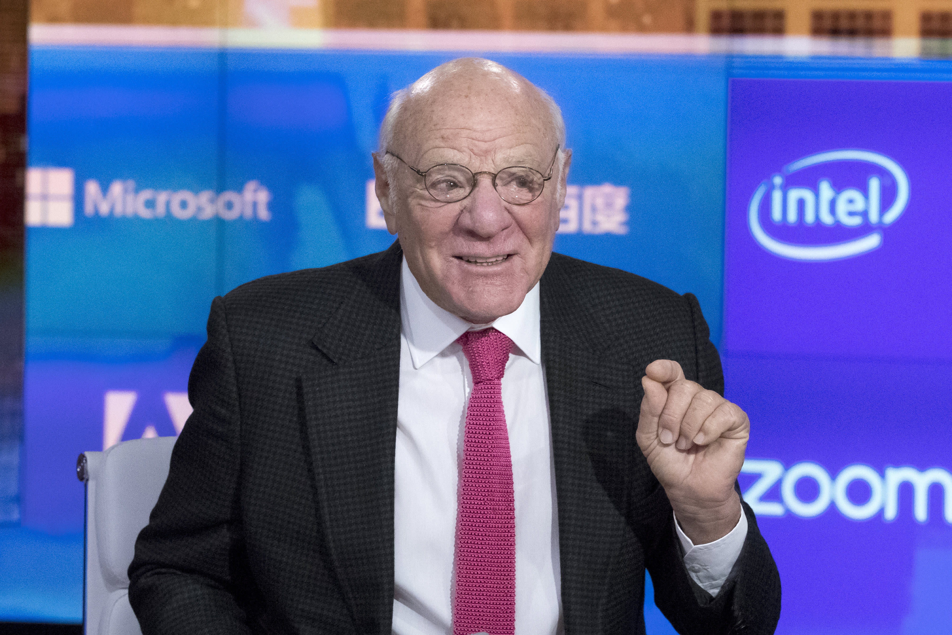 US should get rid of all paid political advertising, billionaire media mogul Barry Diller says