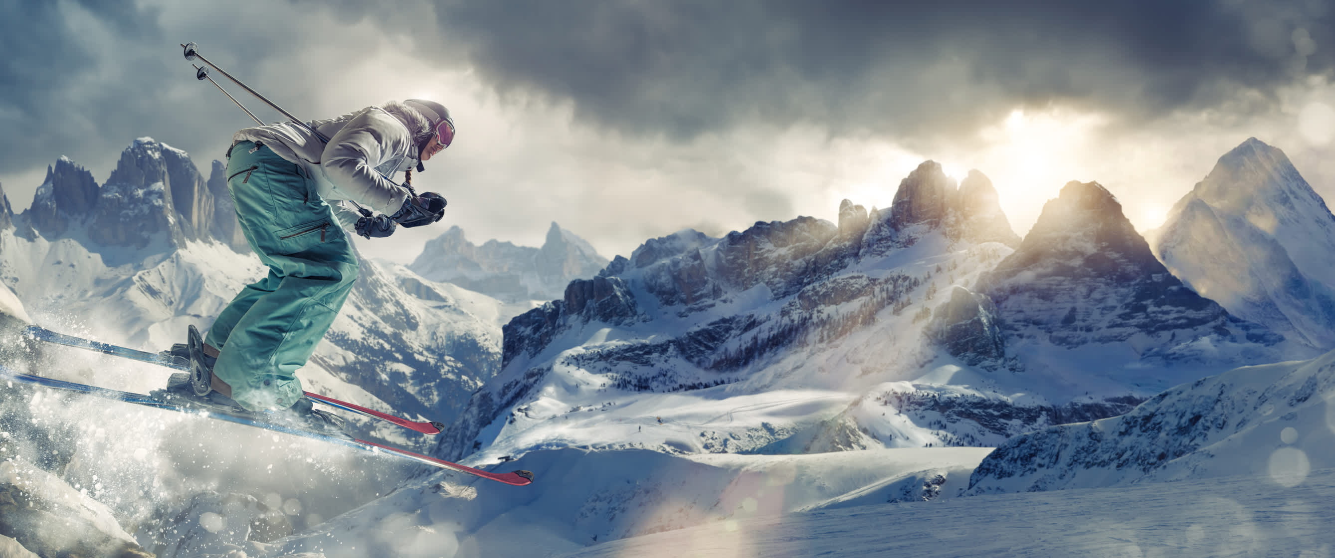 How to ski Zermatt, Niseko, Whistler, Aspen and Northern Iceland in one trip