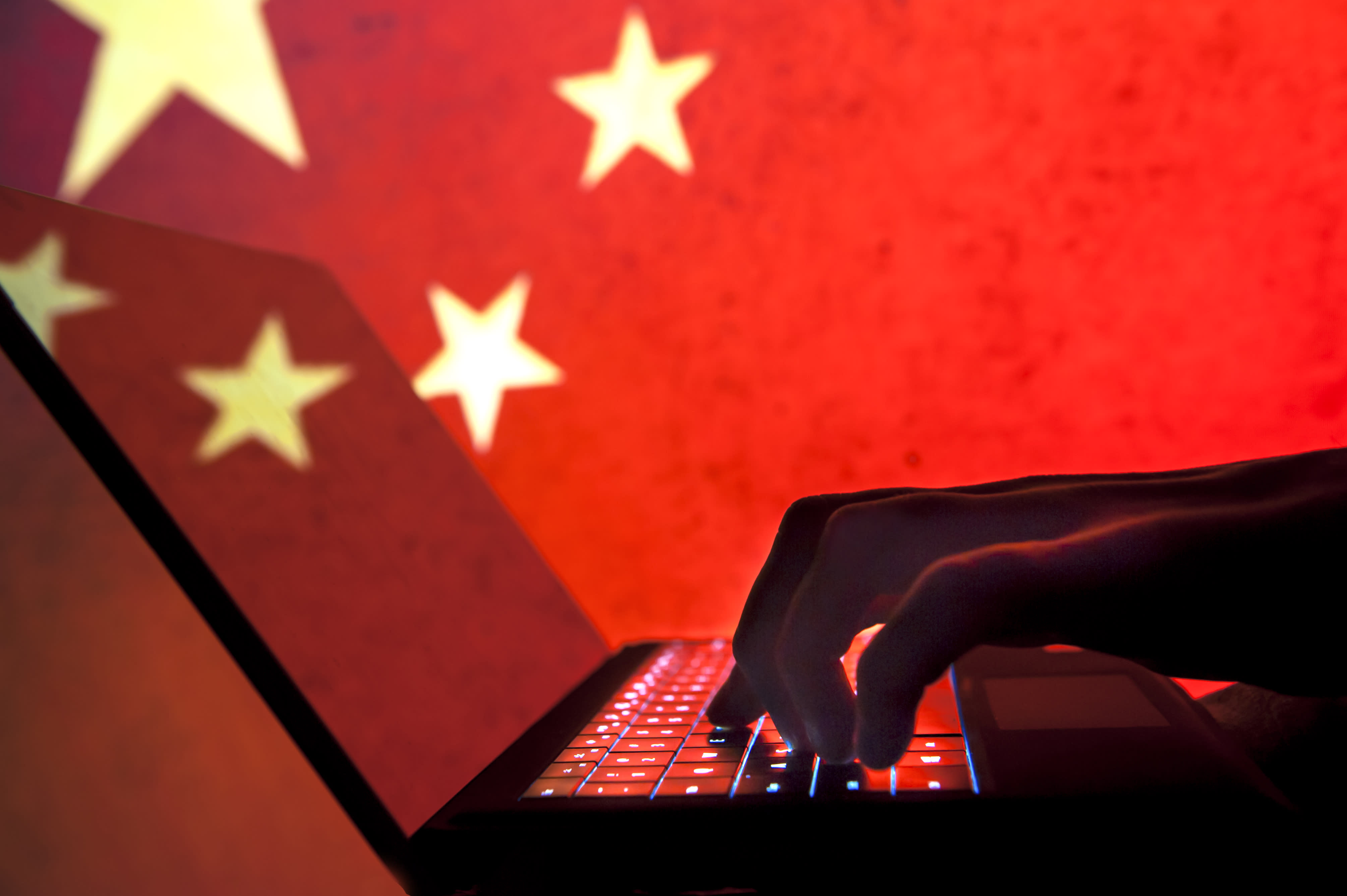 China-backed hackers stole text messages and phone records in push for intelligence, report says