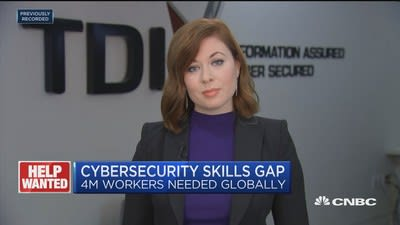 4M Cybersecurity workers needed globally to close skills gap