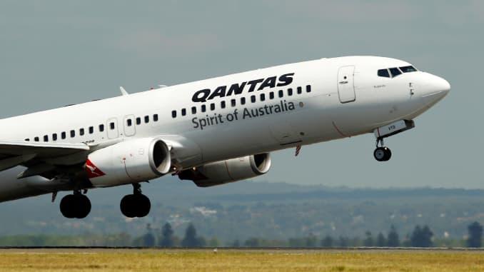 GP: Qantas Airways Boeing 737-800