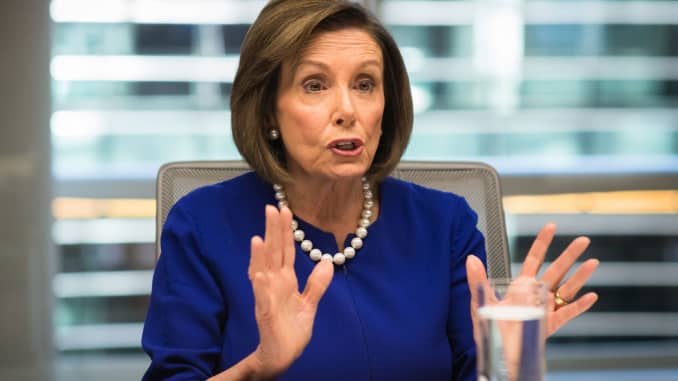 GP: Nancy Pelosi Interview 191101