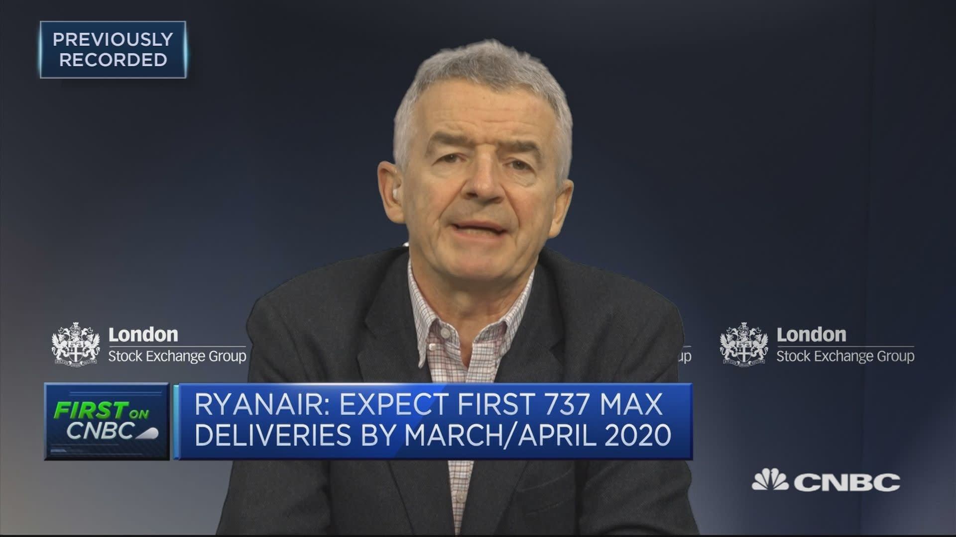 Boeing 737 Max will be a gamechanger for Ryanair over next decade, Michael O'Leary says