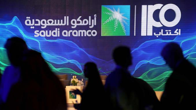 RT: Saudi Aramco IPO 191103