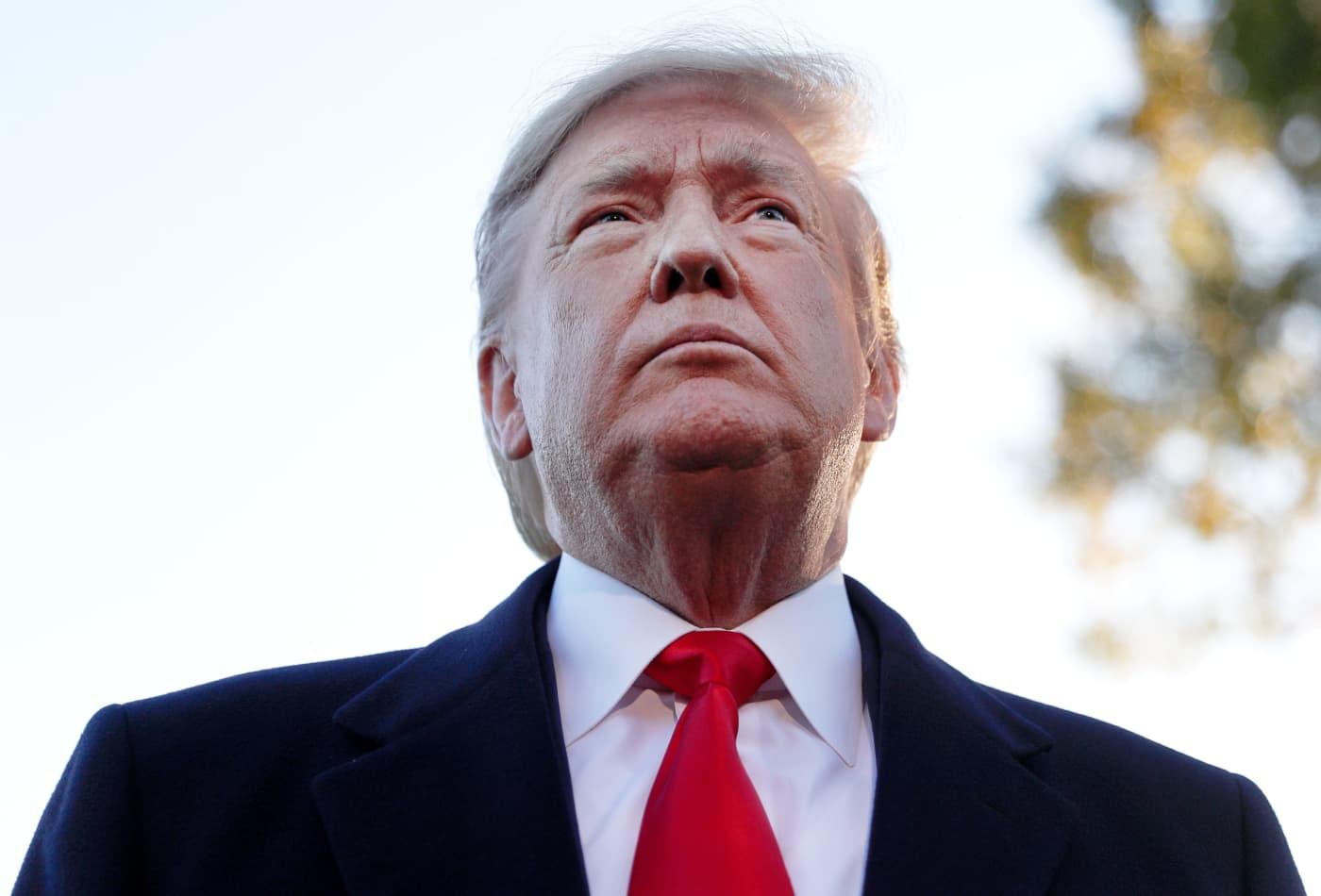 Trump rages at top Republicans even as advisors urge him to focus attacks on Biden, Democrats