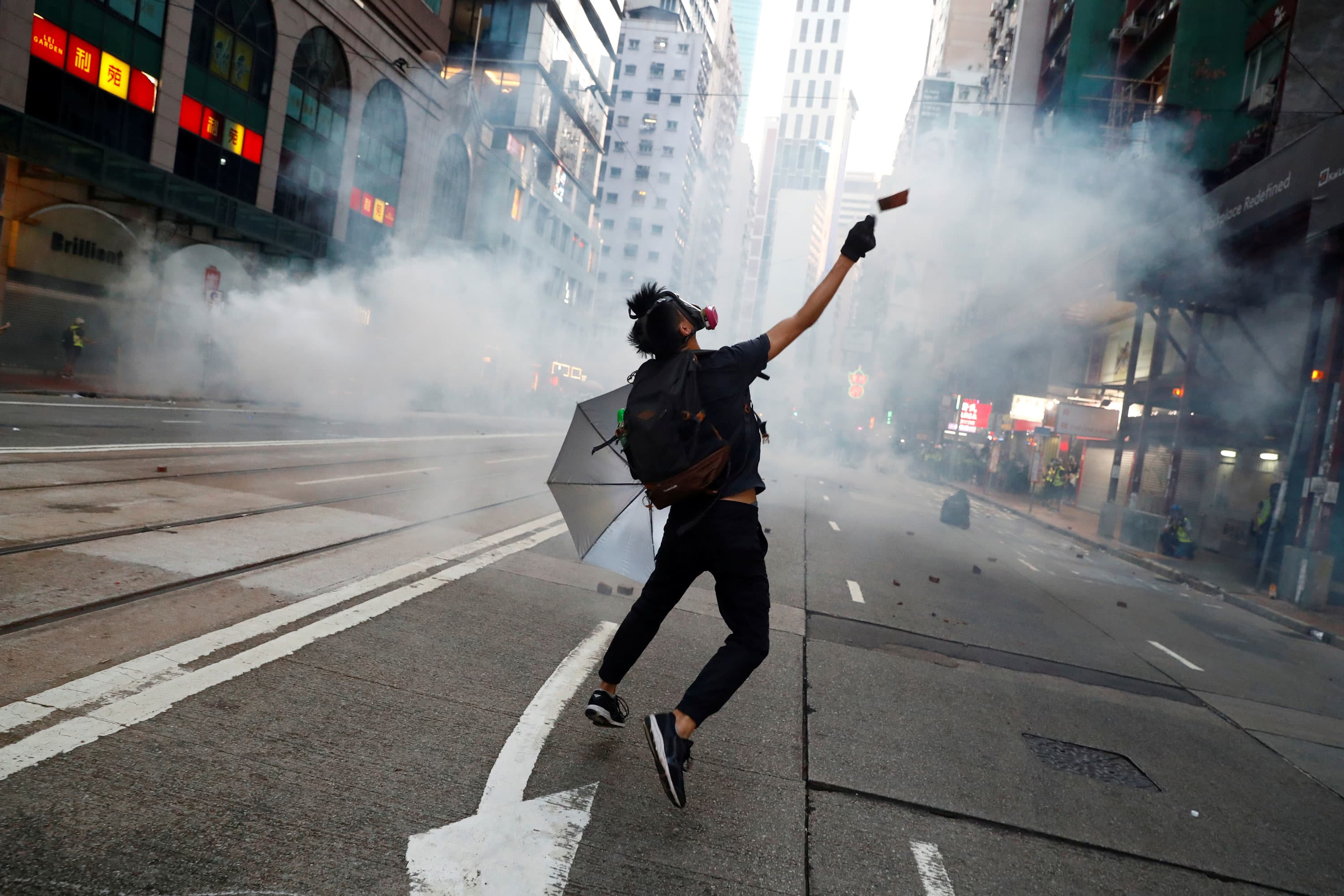 How the US became a tear gas production powerhouse amid rising global unrest