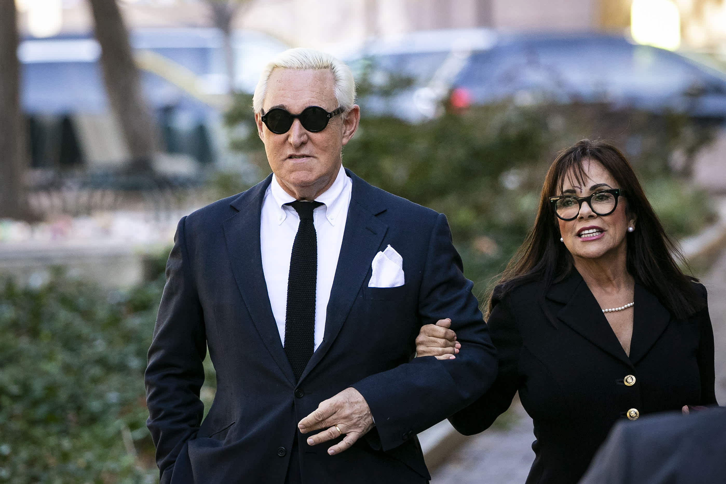 Anti-Trump social media posts by Roger Stone jury forewoman fuel controversy in case