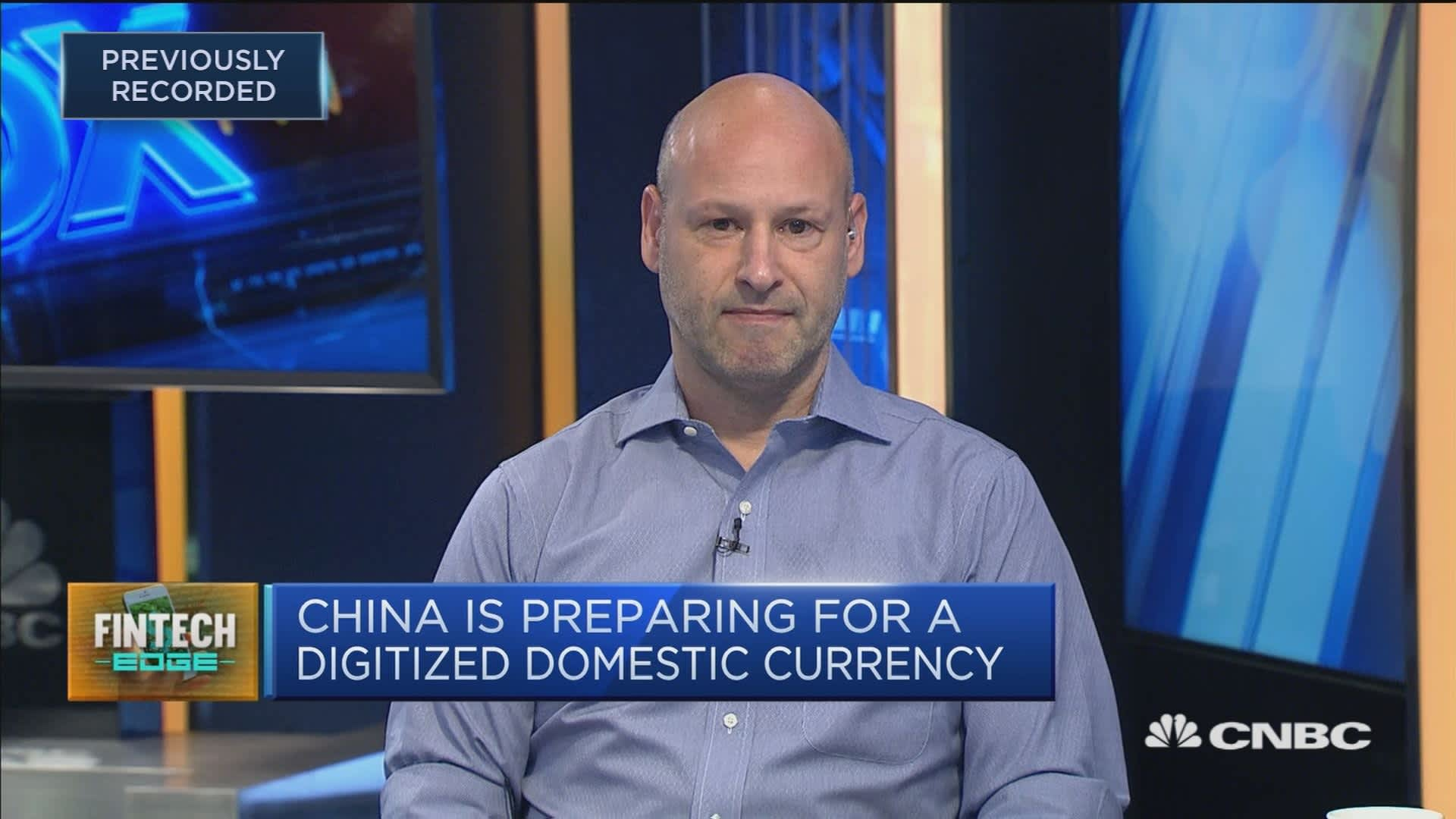 China's digital currency is likely to be used to 'maintain' control: Ethereum co-founder