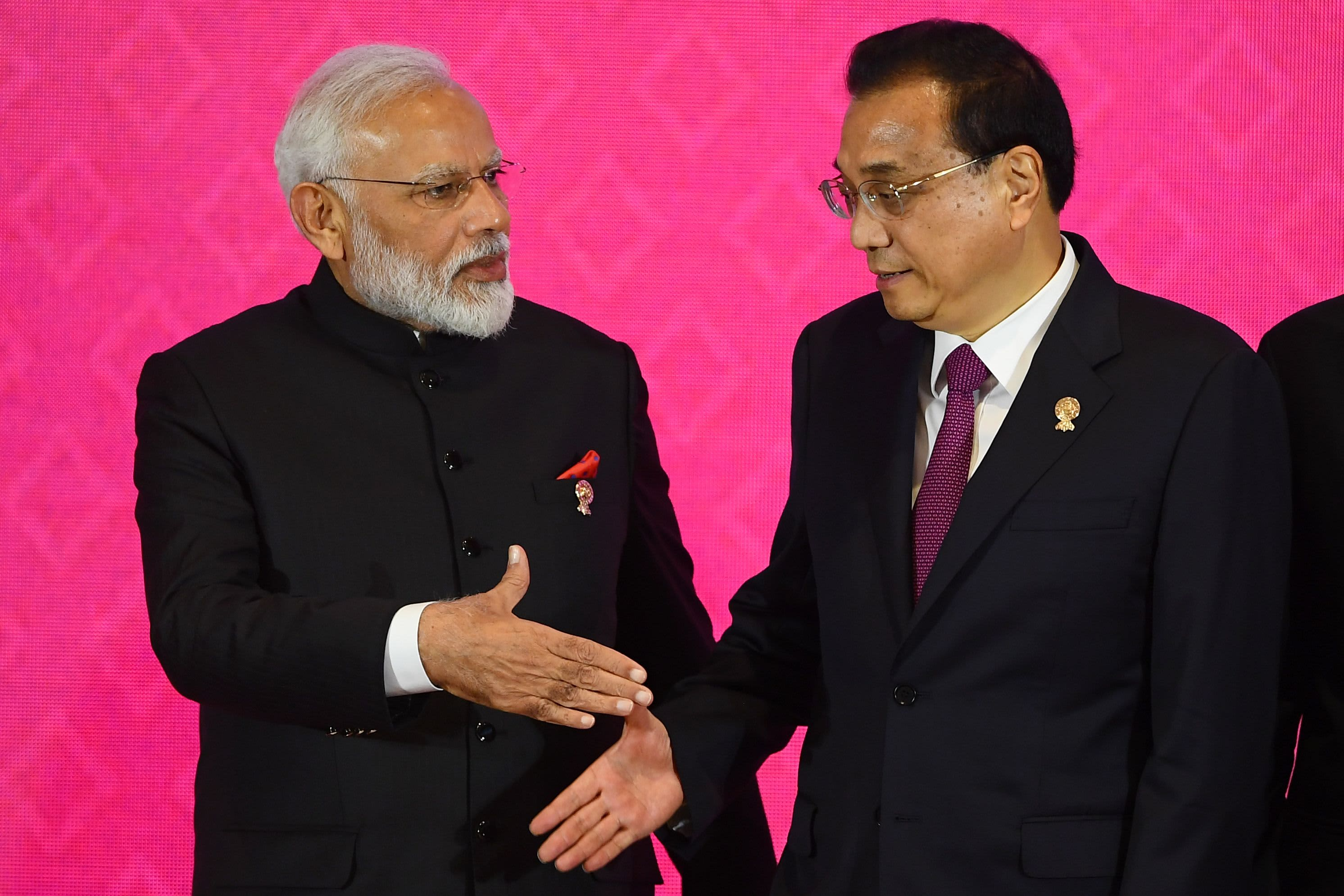 India says no to joining huge Asia Pacific trade pact