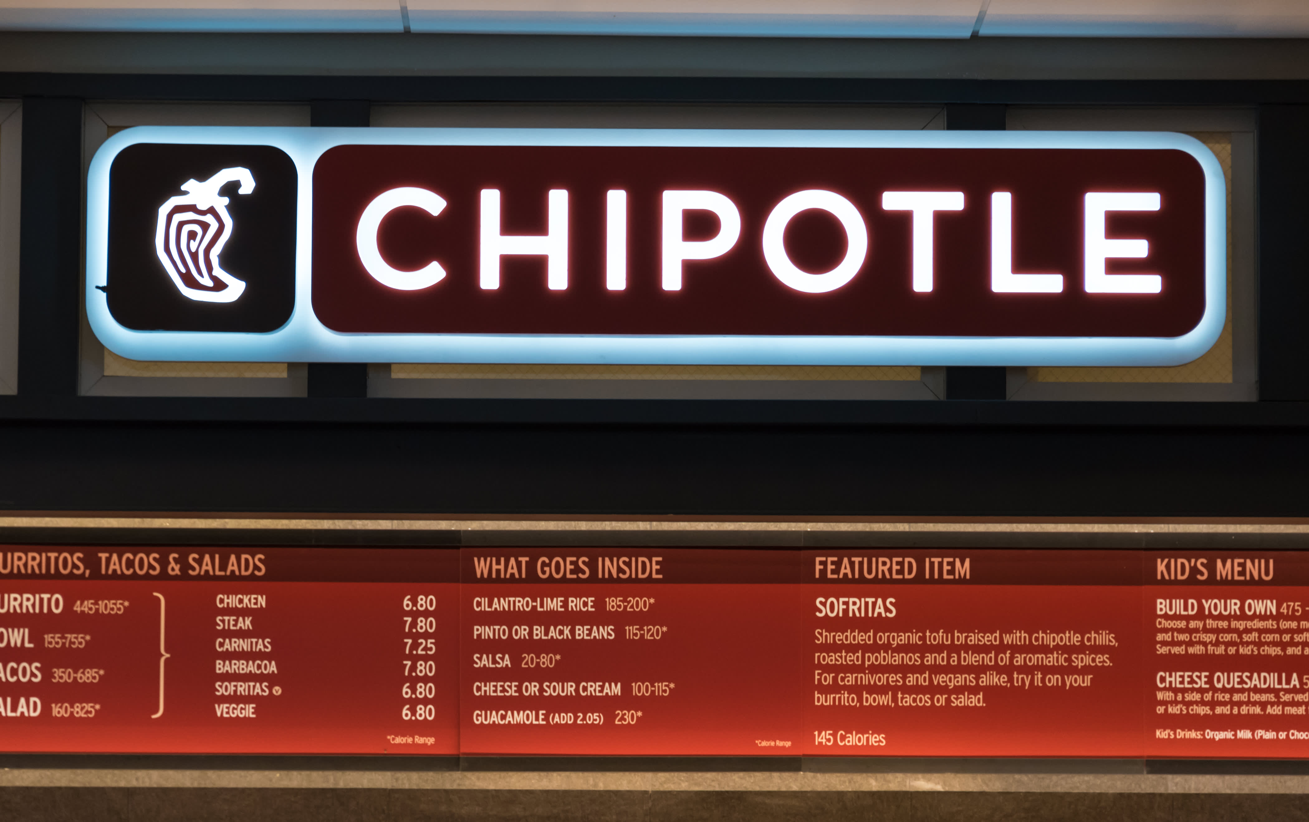 Chipotle, Biogen, Snap & more