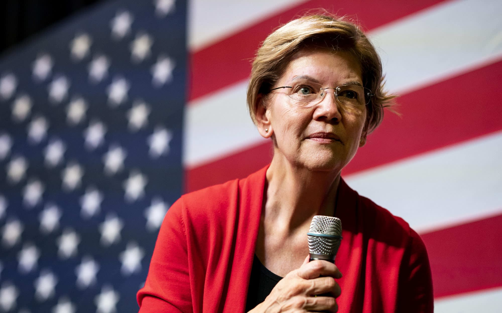 Elizabeth Warren releases new plan for military service members and veterans, emphasizing education