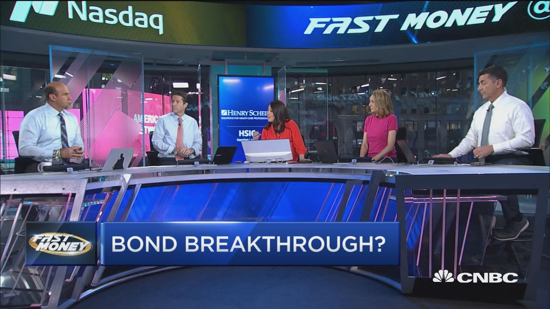 Is The Bond Market Giving The Record Rally An All-clear?