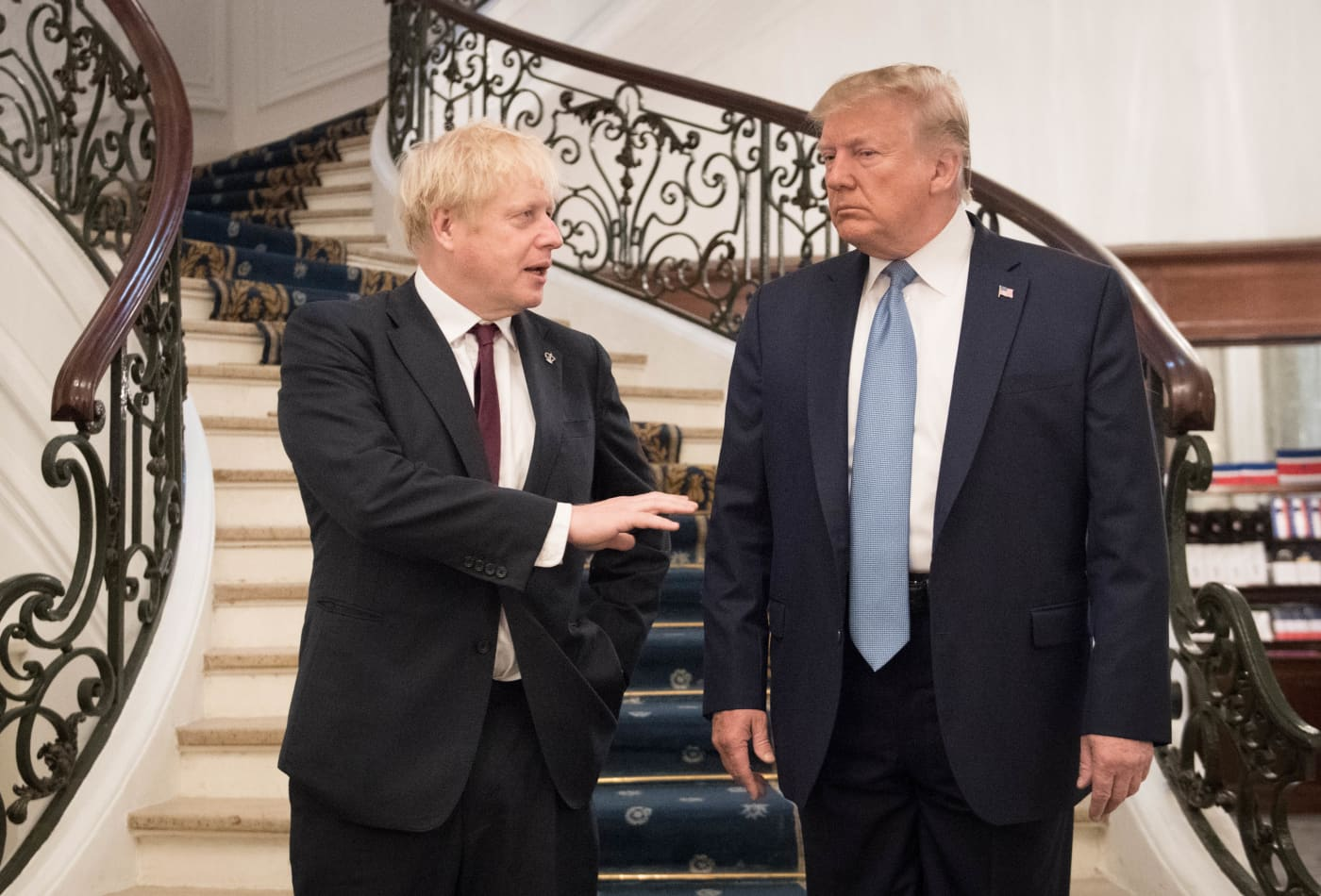 The next fronts in the US trade war shift to Europe, UK