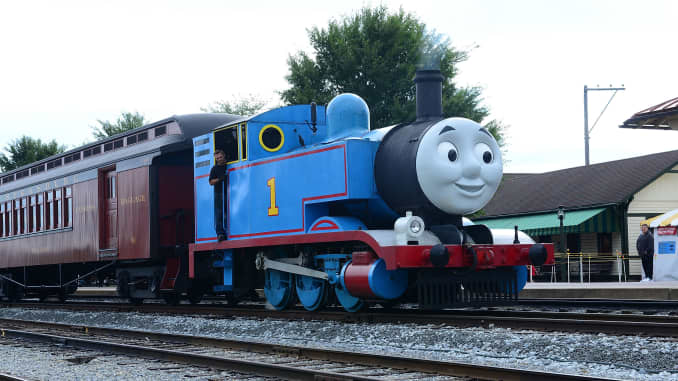 GP: Thomas The Tank Engine Mattel