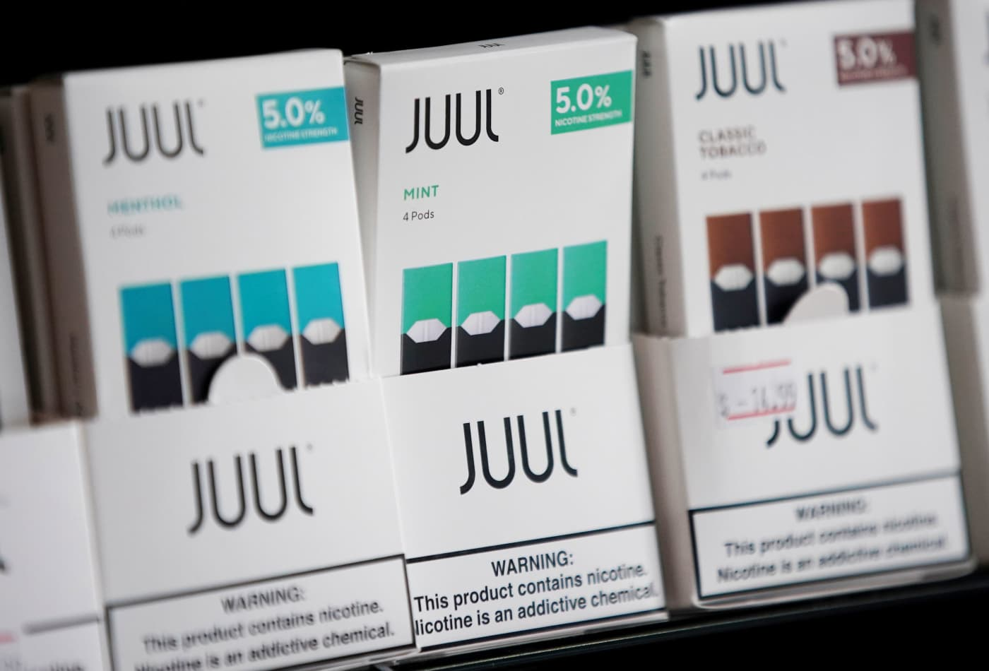 SEC reportedly probing Altria's Juul investment