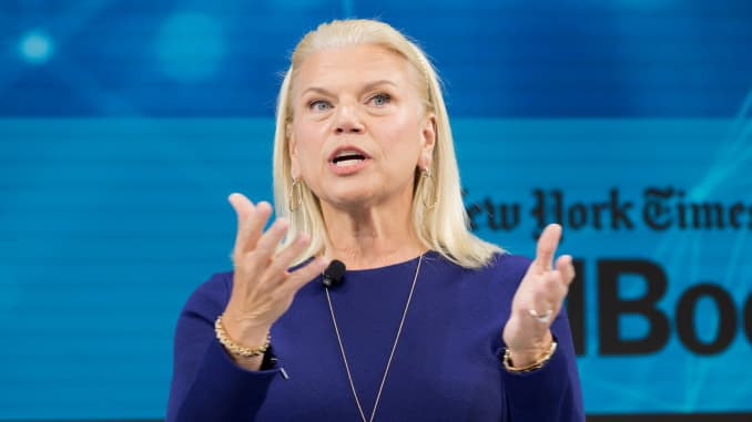NYT: DealBook 2019: Ginni Rometty, Chairman, President and C.E.O., IBM