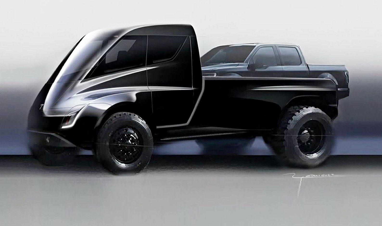 Tesla Cybertruck pickup to be unveiled Nov. 21, Elon Musk says