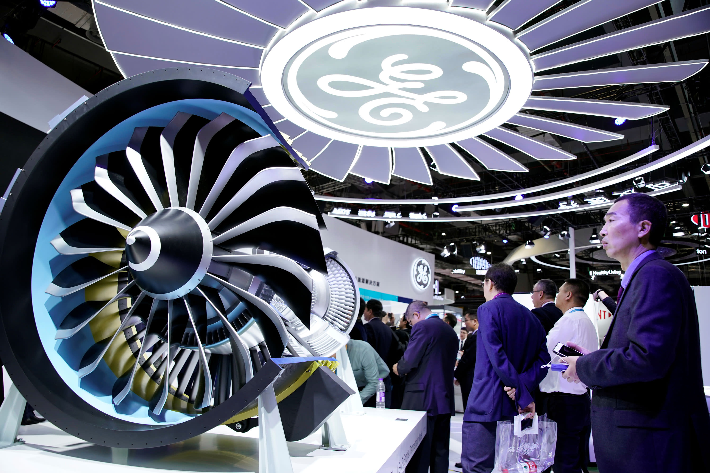 GE shares rise after new analyst at UBS gives stock a buy rating and predicts a big 2020 rebound