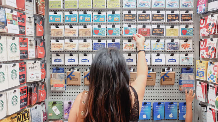 Gift Cards Are A Top Target For Scammers This Holiday Season