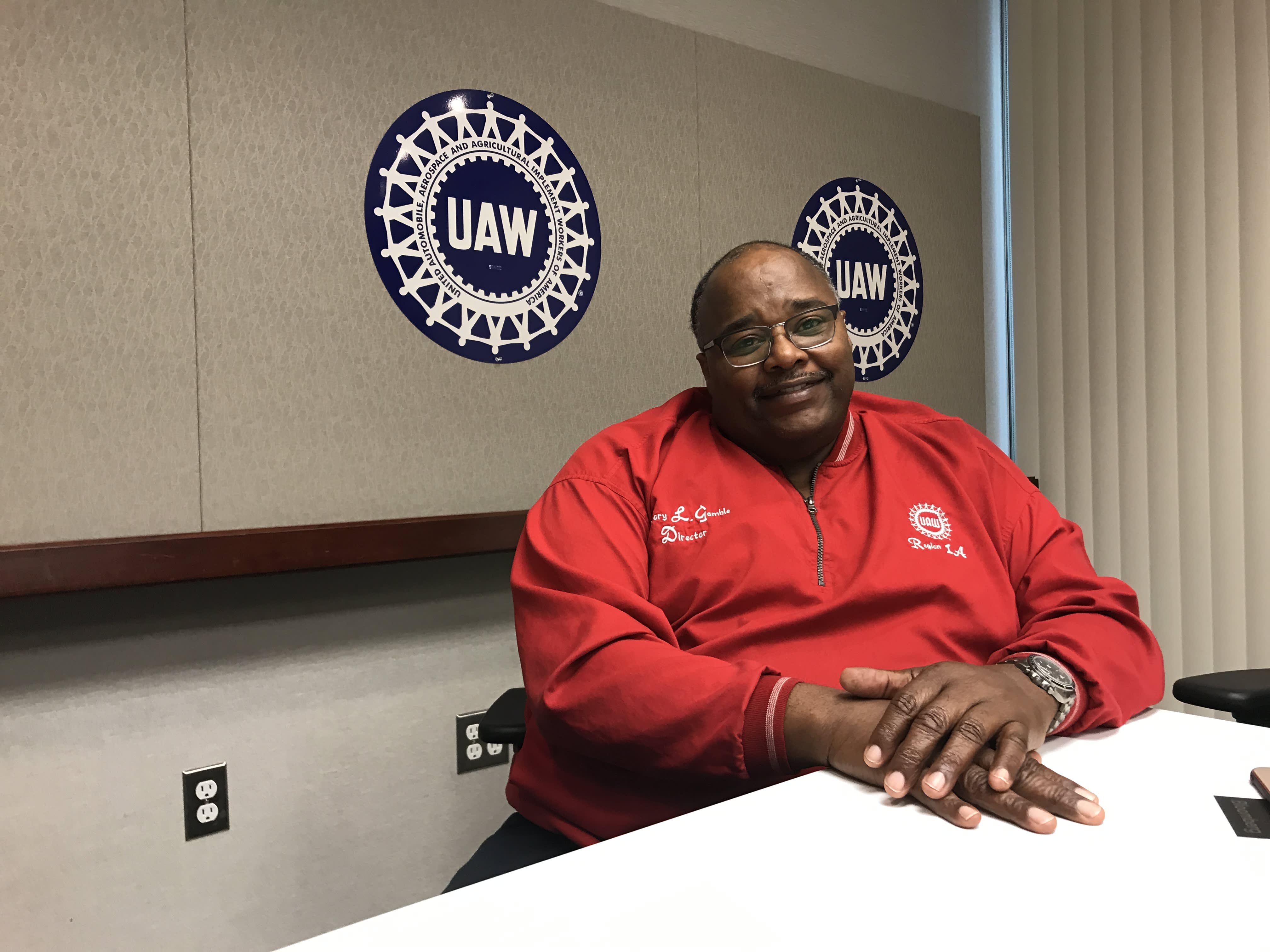 Acting UAW president concerned about RICO, says he's 'confident' current board is clean