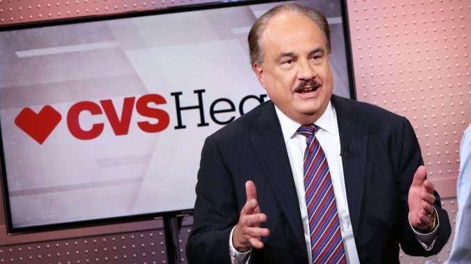 Larry Merlo, CEO, CVS
