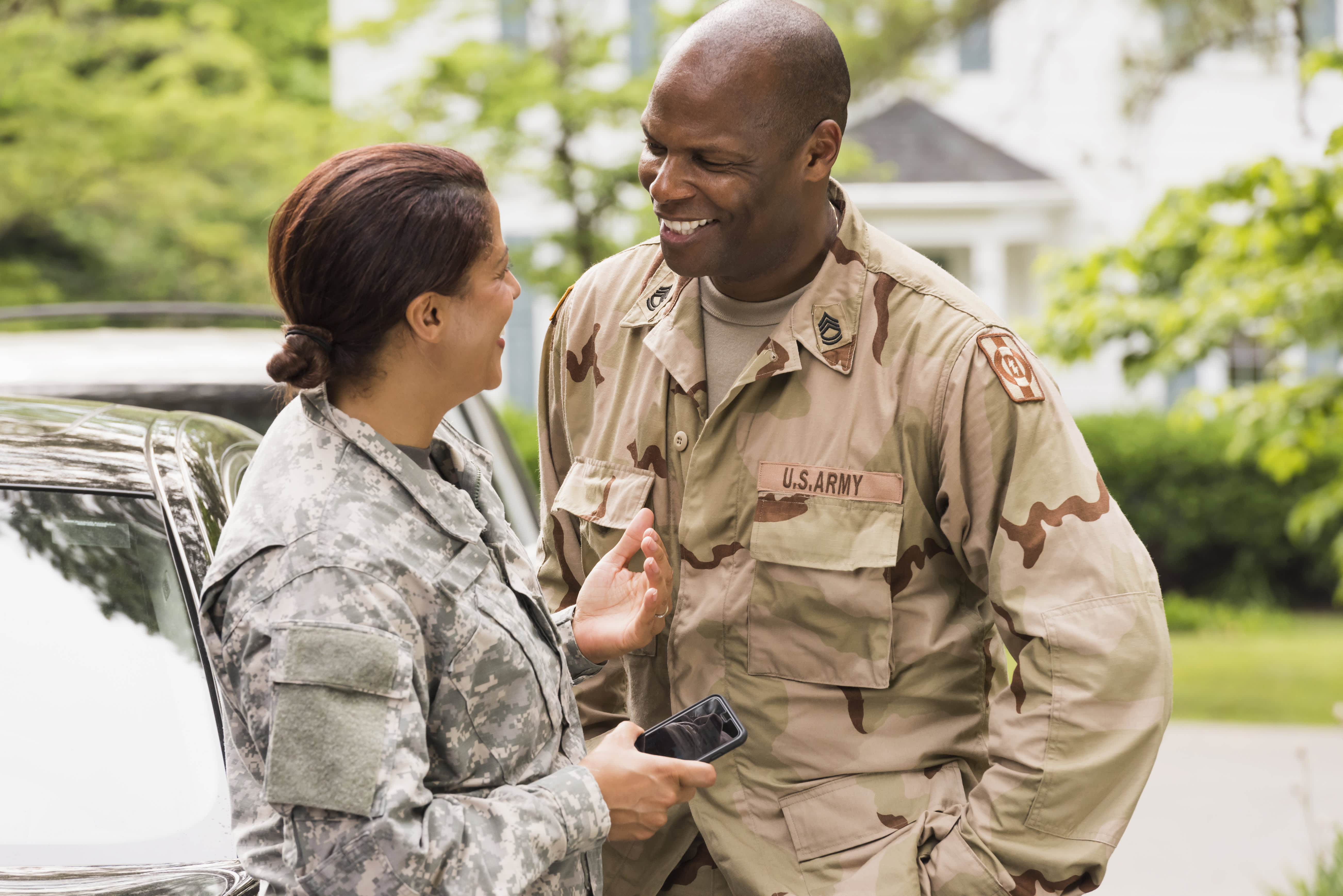 Military members should boost their credit score for a smoother transition into civilian life. Here's how