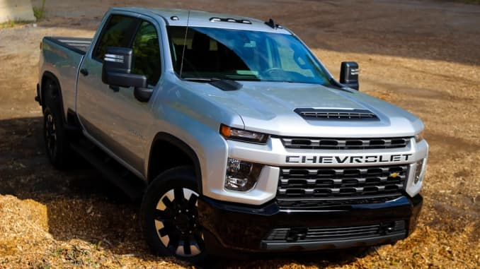 2020 Chevy Silverado Hd Is Decent But Ford And Ram Have It