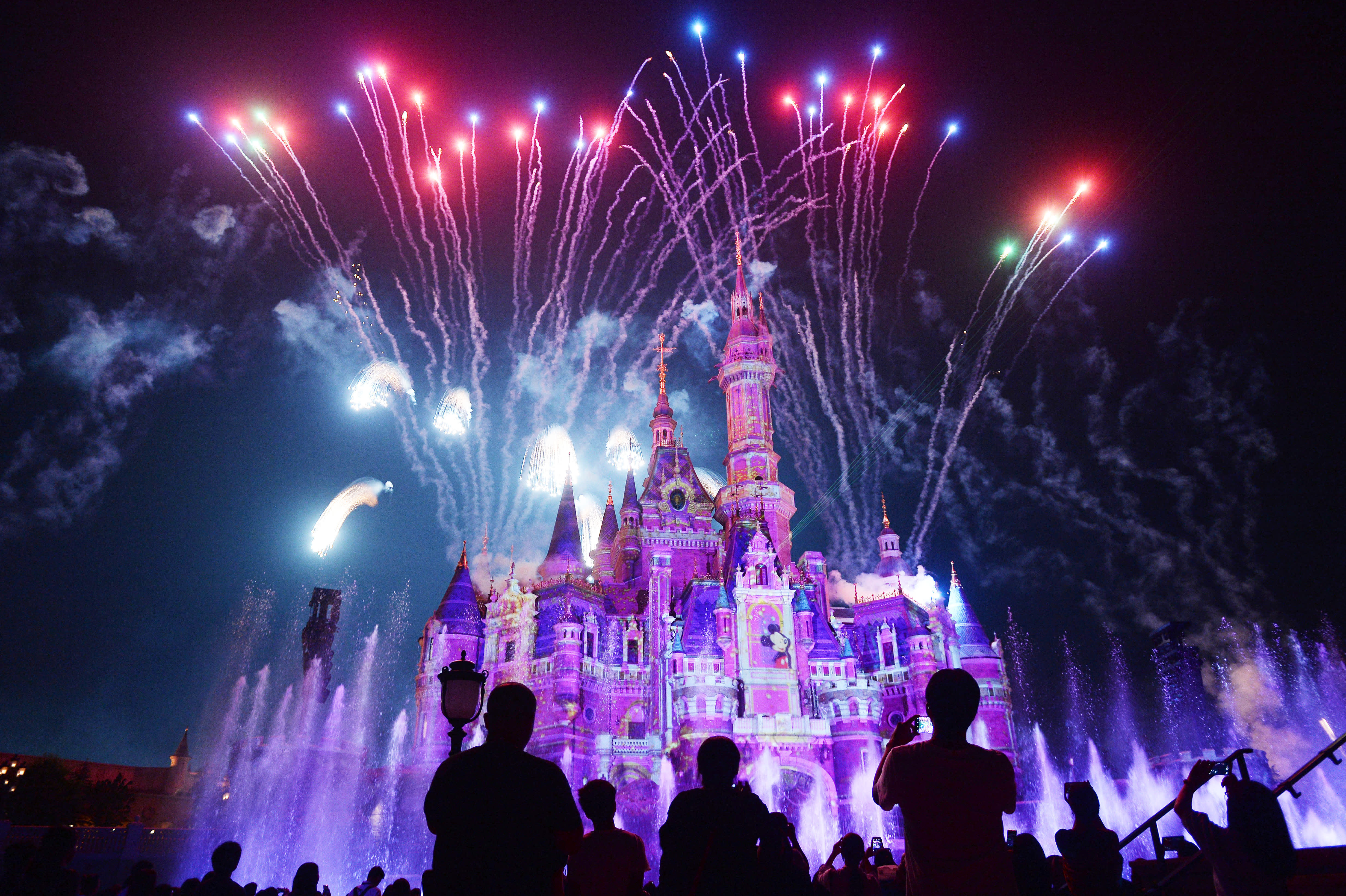 Shanghai Disneyland will offer a blueprint for reopening other parks