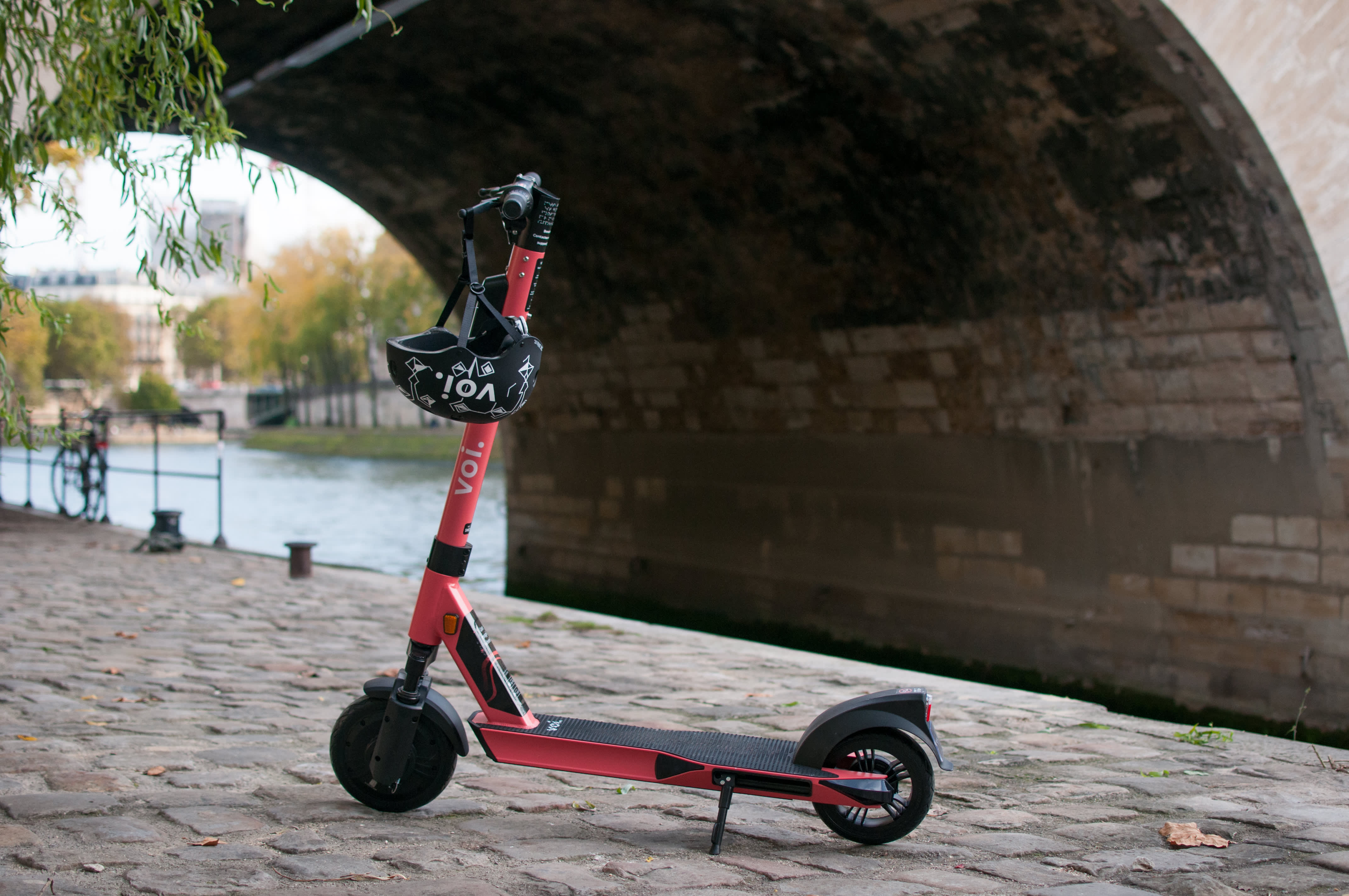 European e-scooter firm Voi raises $85 million in funding round